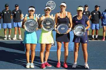 Anabel Medina Garrigues Bank of the West Classic - Day 7