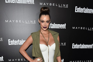 Anabelle Acosta 'Entertainment Weekly' Celebration Honoring the Screen Actors Guild Nominees Presented By Maybelline At Chateau Marmont In Los Angeles - Arrivals