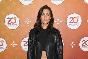 Anabelle Acosta Mohegan Sun's 20th Anniversary Ballroom Red Carpet After Party