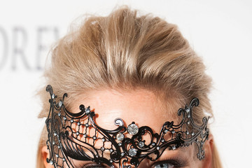 Anastasia Griffith Arivals at the UNICEF 1st Annual Masquerade Ball