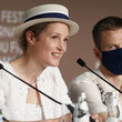 """Anders Danielsen Lie """"Bergman Island"""" Press Conference - The 74th Annual Cannes Film Festival"""