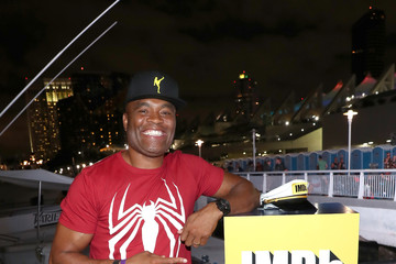 Anderson Silva The #IMDboat Party At San Diego Comic-Con 2018, Sponsored By Atom Tickets