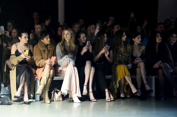 Cushnie - Front Row - February 2019 - New York Fashion Week: The Shows