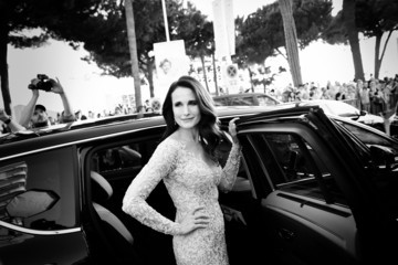 Andie MacDowell Alternative View: L'Oreal At The 68th Annual Cannes Film Festival