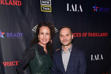 "Andie MacDowell LA Premiere Of ""Voices Of Parkland"""