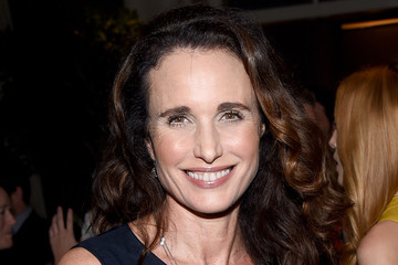 Andie MacDowell ELLE's 21st Annual Women in Hollywood Celebration Cocktail Hour