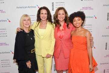 Andie MacDowell The National Women's History Museum's 8th Annual Women Making History Awards
