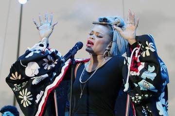 Andra Day The 12th Annual Jazz in the Gardens Music Festival - Day 2