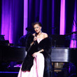 Andra Day Lena Horne Prize Event Honoring Solange Knowles Presented By Salesforce