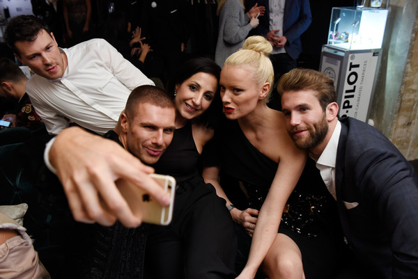 E! Red Carpet Influencer Suite in Berlin