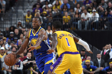 Andre Iguodala Golden State Warriors vs. Los Angeles Lakers