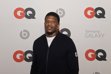 Andre Johnson GQ & LeBron James All Star Party Sponsored By Samsung Galaxy And Beats - Arrivals