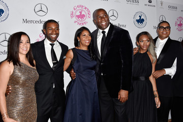 Andre Johnson 2014 Carousel of Hope Ball Presented by Mercedes-Benz - Arrivals