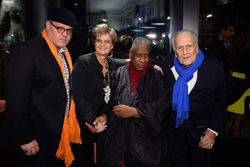 Andre Leon Talley The House of Thurn Und Taxis Book Launch