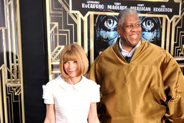 Andre Leon Talley 'The Great Gatsby' Premieres in NYC 5