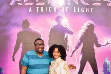Andre Meadows Audible Original Stan Lee's 'Alliances: A Trick of Light' Experience At San Diego Comic-Con