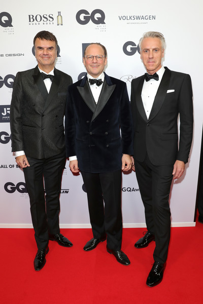 Red Carpet Arrivals - GQ Men Of The Year Award 2018
