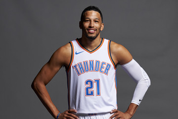 Andre Roberson Oklahoma City Thunder Media Day 007dd172c