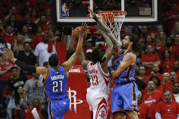Andre Roberson Oklahoma City Thunder v Houston Rockets - Game Five