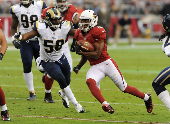 Andre roberts pictures st louis rams v arizona cardinals for Andre robert