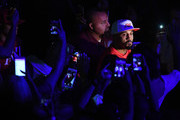 Andre Ward walks to the ring before his light heavyweight championship bout against Sergey Kovalev at the Mandalay Bay Events Center on June 17, 2017 in Las Vegas, Nevada. Ward retained his WBA/IBF/WBO titles with a TKO in the eighth round.