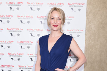 Andrea Anders 'Nancy Drew And The Hidden Staircase' Red Carpet Premiere