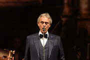 Andrea Bocelli Performs in Concert - New York City