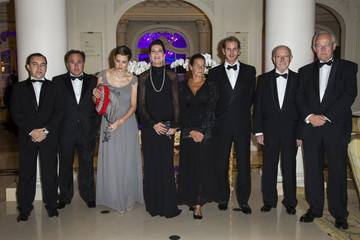 Andrea Casiraghi 'AMADE' Celebrates 50 Years in Monaco