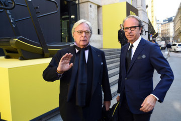 Andrea Della Valle Technogym - The Listing Ceremony