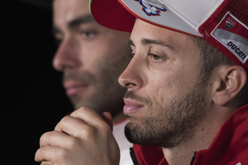 Andrea Dovizioso MotoGP of Australia - Previews