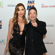 Andrea Faustino 26th Annual Race To Erase MS Gala - Arrivals