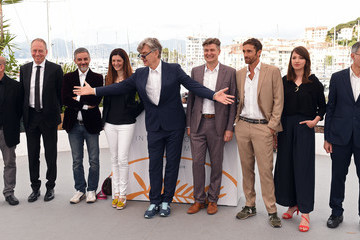 Andrea Gambetta Instant View - The 71st Annual Cannes Film Festival