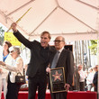 Andrea Griminelli Ennio Morricone Honored With Star on The Hollywood Walk of Fame