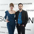 Andrea Guasch Sohuman Presents 'Relieve' - Photocall - London Fashion Week