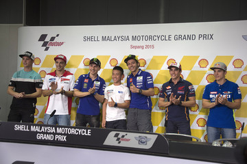Andrea Iannone Marc Marquez MotoGP of Malaysia - Preview
