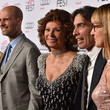 Andrea Meszaros Ponti AFI FEST 2014 Presented By Audi's Special Tribute To Sophia Loren - Red Carpet