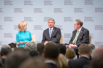 Andrea Mitchell Paul Ryan, House GOP Leaders Discuss Improving US National Security