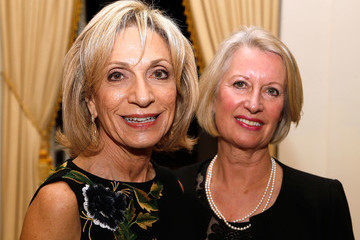 Andrea Mitchell British Embassy Holds Afternoon Tea to Mark Presidential Inauguration in DC