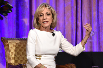 Andrea Mitchell The International Women's Media Foundation's 28th Annual Courage In Journalism Awards Ceremony - Inside
