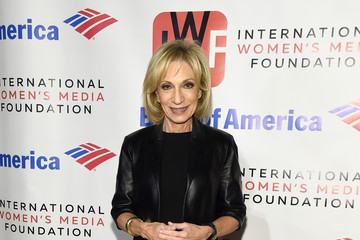 Andrea Mitchell The International Women's Media Foundation's 2018 Courage In Journalism Awards - Arrivals