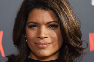 Andrea Navedo Premiere Of Netflix's 'One Day At A Time' Season 2 - Red Carpet