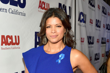 Andrea Navedo ACLU SoCal Hosts Annual Bill of Rights Dinner - Red Carpet