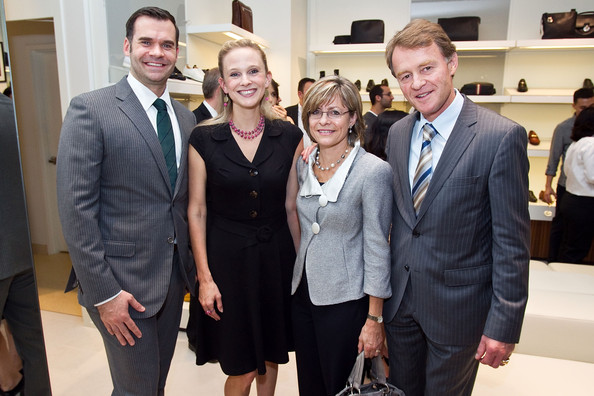 BALLY Grand Opening At Tysons Galleria