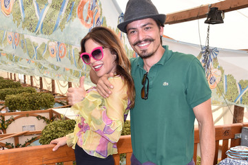 Andrea Celebrities Hang out at Oktoberfest 2015 - Day 1