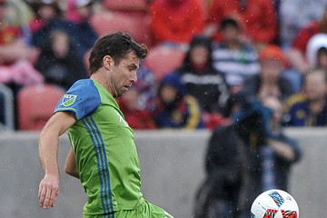 Andreas Ivanschitz Seattle Sounders v Real Salt Lake