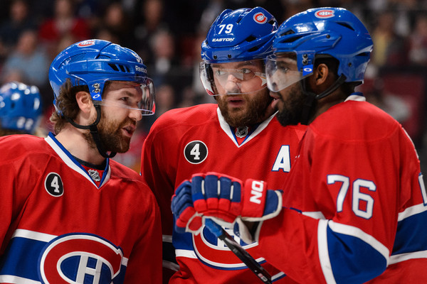 Tampa Bay Lightning v Montreal Canadiens - Game One []