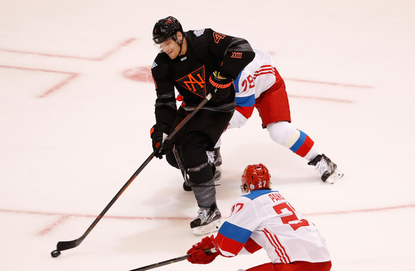 World Cup of Hockey 2016 - Russia v Team North America []