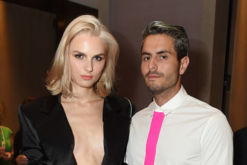Andrej Pejic Daily Front Row's Fashion Media Awards - Inside