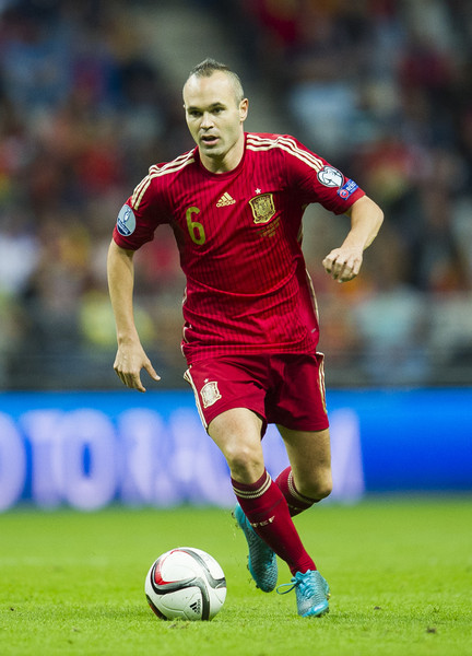 Barcelona's Andres Iniesta Eyes World Cup Finale With ...
