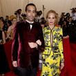 Andres Santo Domingo 'China: Through The Looking Glass' Costume Institute Benefit Gala - Arrivals